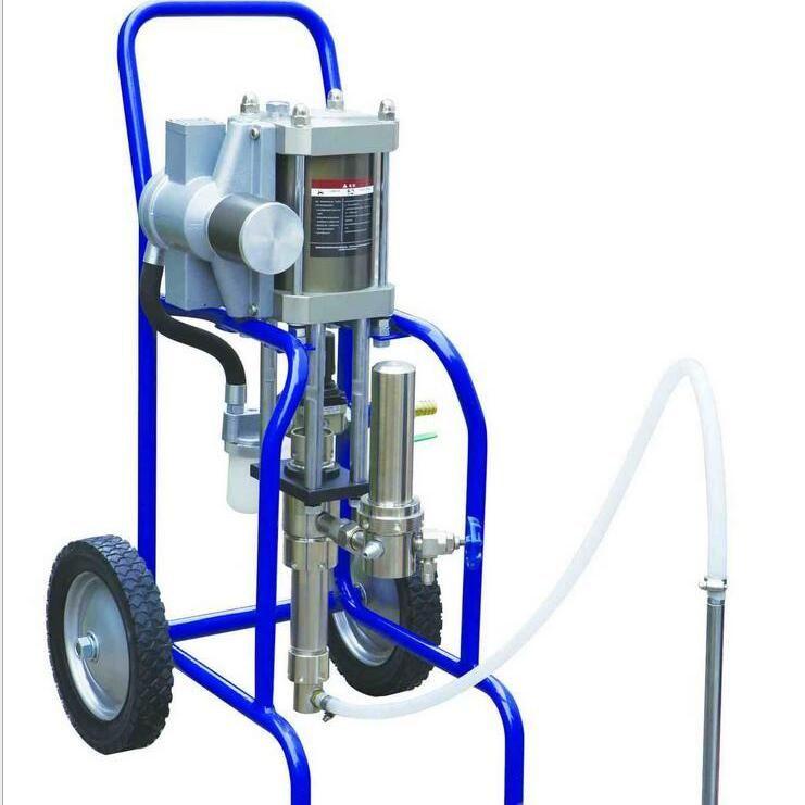 钢管喷漆机 网架钢架喷漆机石油管道喷漆机主机