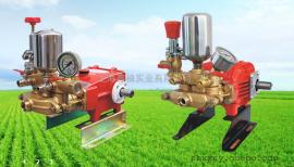 捍绿HL-25三缸柱塞泵 农用高压打药机喷雾器 捍绿消毒喷雾器