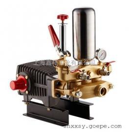 捍绿HL-120 三缸柱塞泵 农用喷雾打药泵 园林喷雾器压力泵