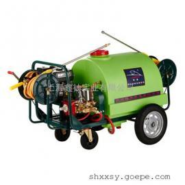 捍绿HL-300 推车式动力喷雾机 200L高压喷雾器 园林打药机