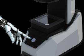 一键式测量仪 自主研发
