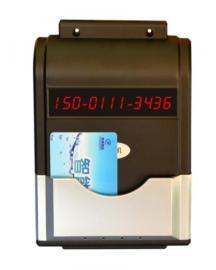 华丰恒业HF-0928浴室水控机,刷卡淋浴器