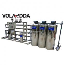 全不锈钢PLC全自动控制反渗透纯净水设备 工业用大型水净化设备