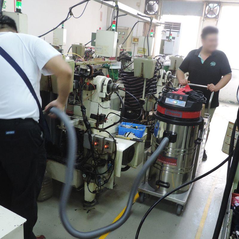 电瓶式工业吸尘器保洁用充电式吸尘器GS-1580X移动式吸尘器