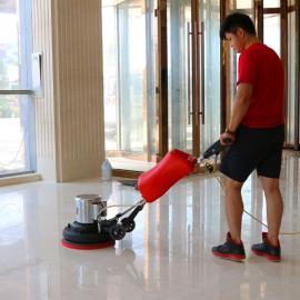 酒店用多功能擦地�C打���光保�B洗地�C���访�YH-1052地毯清洗�C