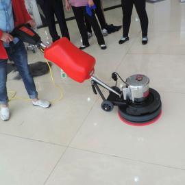 大理石晶面机多功能洗地机刷地机酒店物业地毯清洗机擦地抛光机