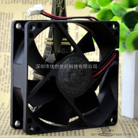 原装YATE LOON/悦伦 D80SM-24 8Cm散热风扇 24V 0.14A变频器风扇