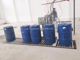 200升稀释剂自动灌装机