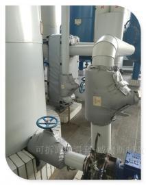 蒸汽�y�T保�匾�|DN150蒸汽�y�T保�靥�|柔性可拆卸式保�匾�