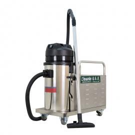 无线充电式吸尘器锂电池工业吸尘器小型40L车间吸粉尘电瓶吸尘器