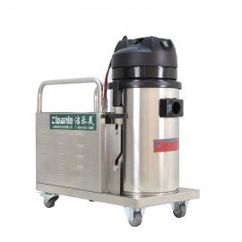 洁乐美GS-4070物业楼梯吸灰尘无线充电锂电瓶吸尘器大功率700W