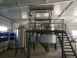 桂花精油提取设备 加工定制植物精油提取设备