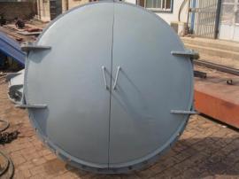 玻璃钢方拍门节能型铸铁方拍门dn500