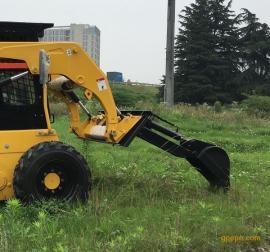 滑移装载机属具昂弗特挖掘臂单臂挖