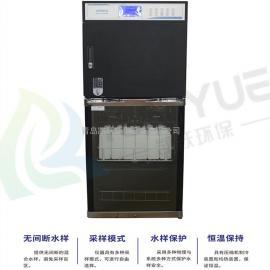 24瓶在线式等比例水质采样器 超标留样水质采样器