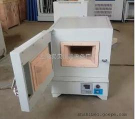 造纸厂专用1000度灰分测定马弗炉SXZ-12-10H塑料灰化�t
