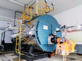 远大锅炉WNS系列燃油气蒸汽锅炉