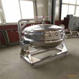 大型高压蒸煮锅,糯米藕高压夹层锅