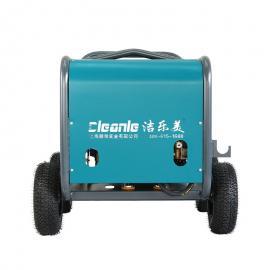 炼钢厂用500公斤超高压水射流清洗机高压清洗机工厂模具油污冲洗