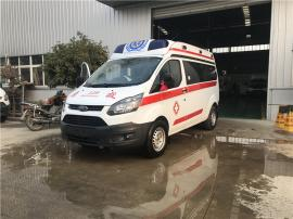 长途转运福特V362监护型救护车有现货品质高