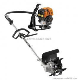 传峰WLCC-170背负式锄草机 四冲程汽油小型农用松土机微耕机