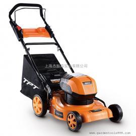 传峰TPLM3616手推式草坪车 36V电动割草机除草机 草坪修剪机