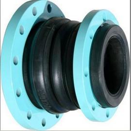 加工定制工业用可曲挠橡胶软接头耐磨卡箍式橡胶软接头安装灵活