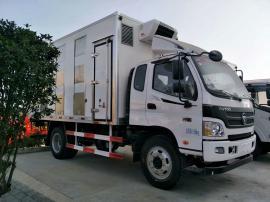 多利卡D9雏禽运输车