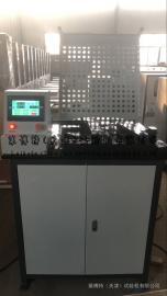 TJLBT-2钢筋反复弯曲试验机-试验过程