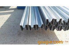50*50单面凹形管、专业制造双凹槽管型号