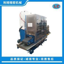 水磨机 三砂水磨自动拉丝机LC-ZL620-3