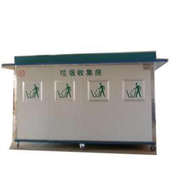 地铁站环卫垃圾房生产商家 欧式环卫垃圾房设备齐全