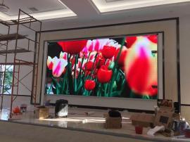 大厅p1.904全彩LED小间距显示屏幕安装尺寸及造价清单