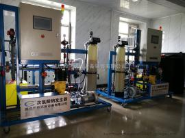 2000g电解食盐水消毒设备/水厂消毒设备的规格型号