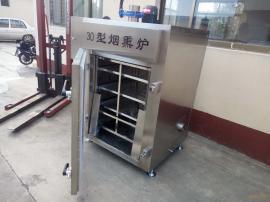 全自动烟熏炉 烟熏机