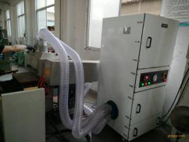 全风颗粒粉尘吸尘器 脉冲集�m�C大功率磨床吸尘器