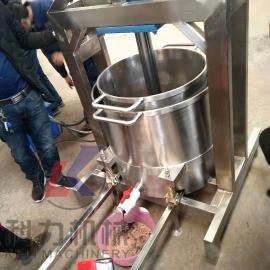 腌制酱菜脱水设备液压压榨机榨汁机