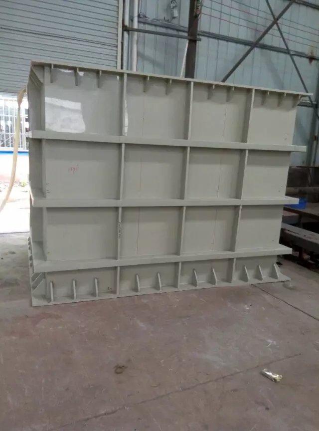 电解槽 PP电镀槽 萃取槽 过滤槽 酸洗槽定制