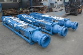 高扬程深井潜水泵操作和运行