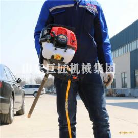 巨匠多功能钻机 便携式取样钻机 BXZ 1小型背包钻机 易搬运