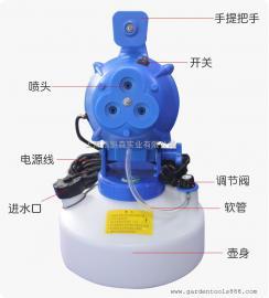 超低容量喷雾器 消毒空气消毒器电动消毒机防疫 气溶胶喷雾器