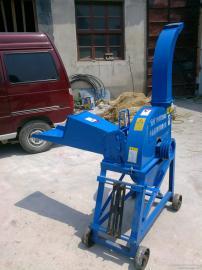 小型多功能铡草机产地 圣泰饲料切碎机视频 整机三包