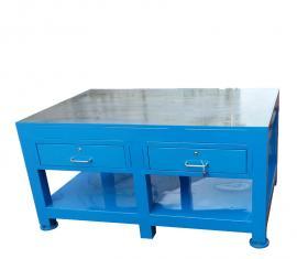 �木板模具工作�_,模具焊接工作桌,�板�_
