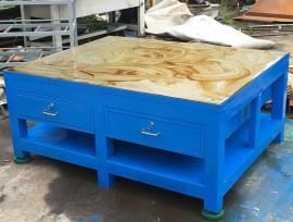 模具�板桌,四工位重型工作�_,虎�Q�Q工�板�_