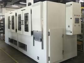 现场拼装PLC控制老化房,电脑监控大型组装烘箱