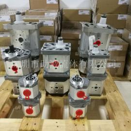 意大利Marzocchi耐磨高压双联齿轮泵ALPA2-D-16+ALPP2-D-16