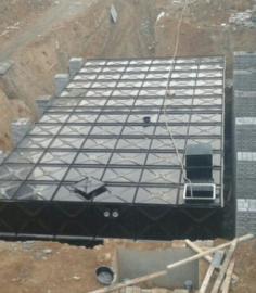 BDF地埋式箱泵一体化 型号22*3*4