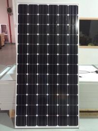 350W单晶太阳能电池板/单晶硅组件 按照IEC标准设计生产
