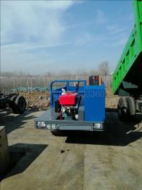骐骥小型履带运输车 经济实用履带运输车 自走式履带运输拖拉机