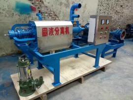 养殖场固液分离机的特点和工作原理